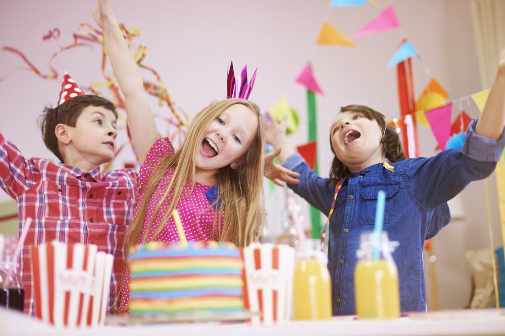 Ideas para un cumpleaños infantil en casa!